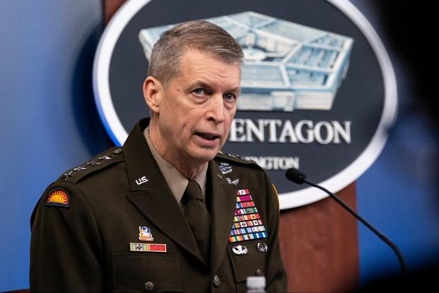美国国民警卫局局长丹尼尔·霍坎森