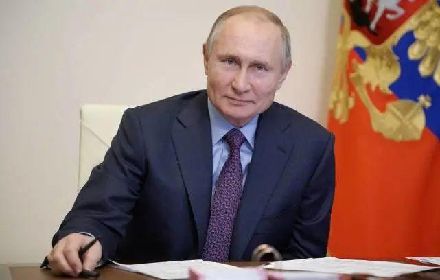 俄罗斯总统普京 图源:俄塔社