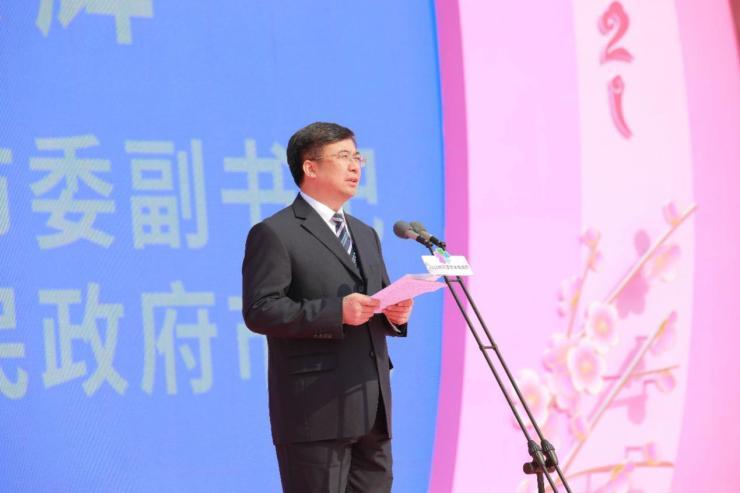 助推湖南文旅高质量发展 2021年桃花源文化旅游节开幕暨国家5A级旅游景区授牌仪式举行