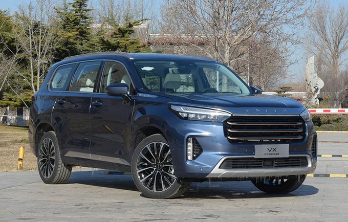 星途大SUV揽月 将推AT变速箱车型 起售或超20万元-图1