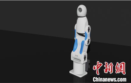 机器人机械臂可穿戴设备 中国电科多款人工智能产品航展受关注