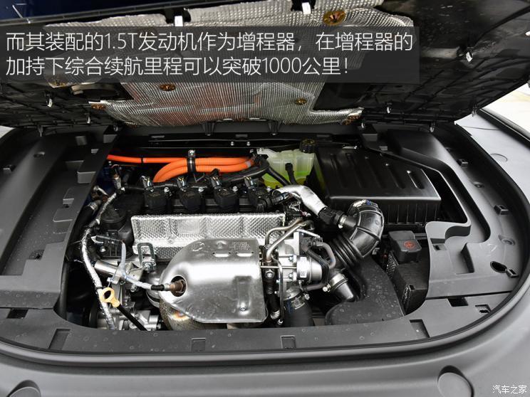 金康赛力斯 赛力斯SF5 2021款 华为智选四驱版