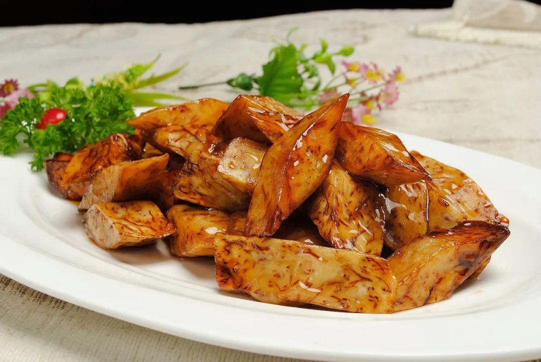中国到底何处竞技宝进口的芋头最好吃?