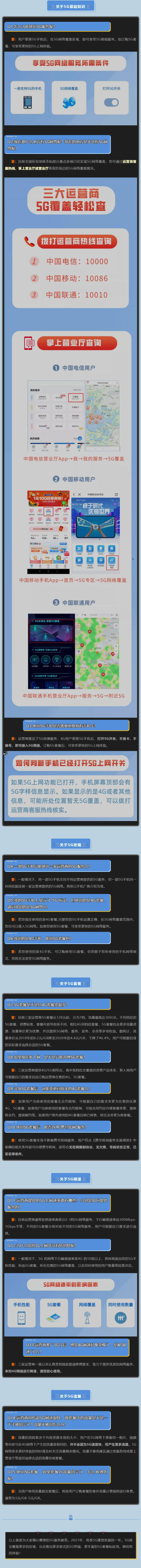 工信部:三大运营商未对4G网络进行降速,不办