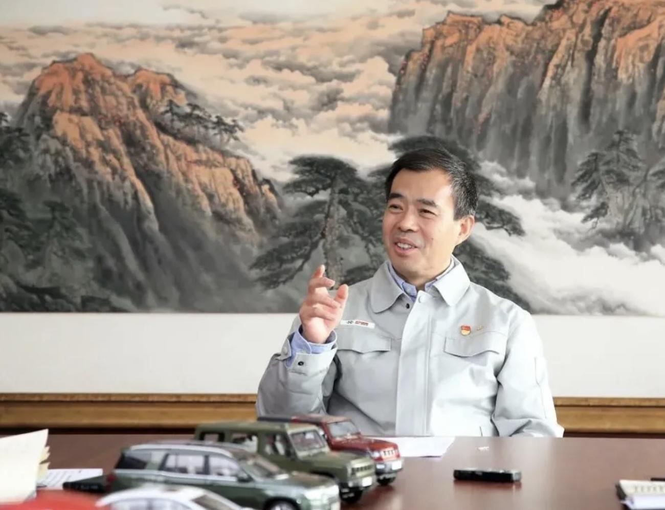 北汽集团总经理张夕勇北汽要打好高质量发展攻坚战-图1