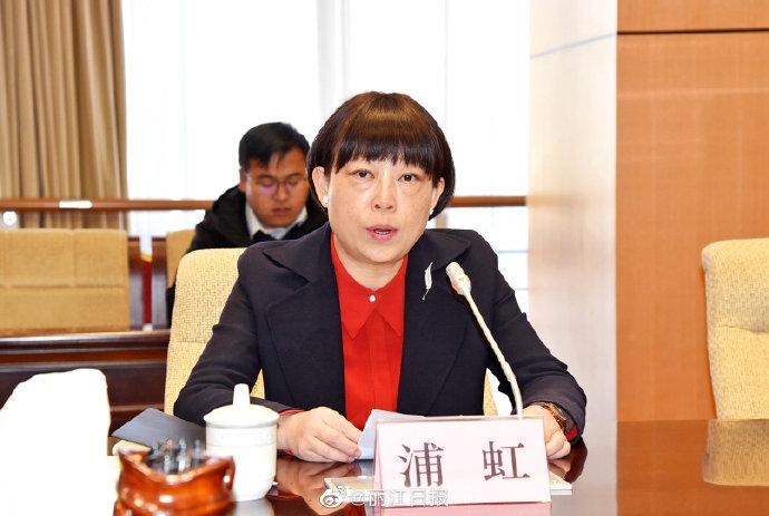 浦虹 @丽江日报官方微博 图
