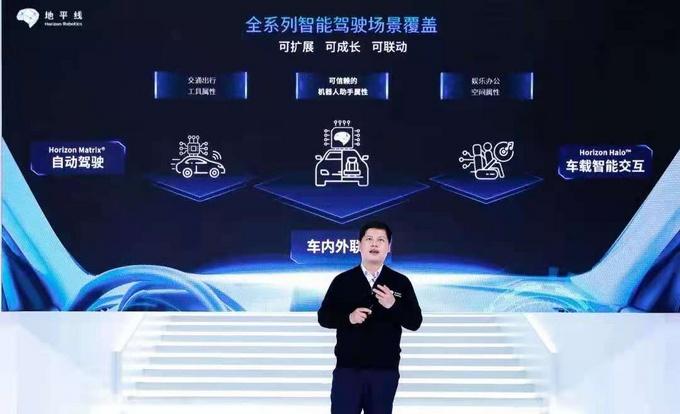 上海车展不止于车芯片独角兽地平线放大招-图2
