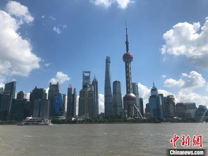"""上海""""产业成绩单""""出炉 人工智能、5G、大数据""""多点开花"""""""