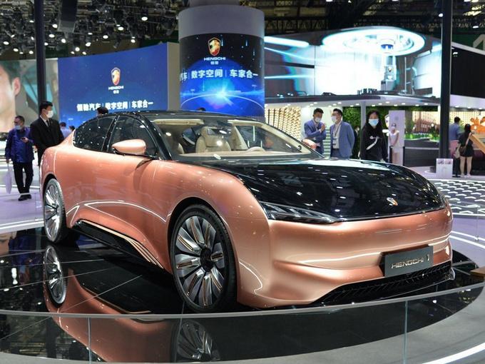 从上海车展看品牌拥抱变化之新品牌-图4