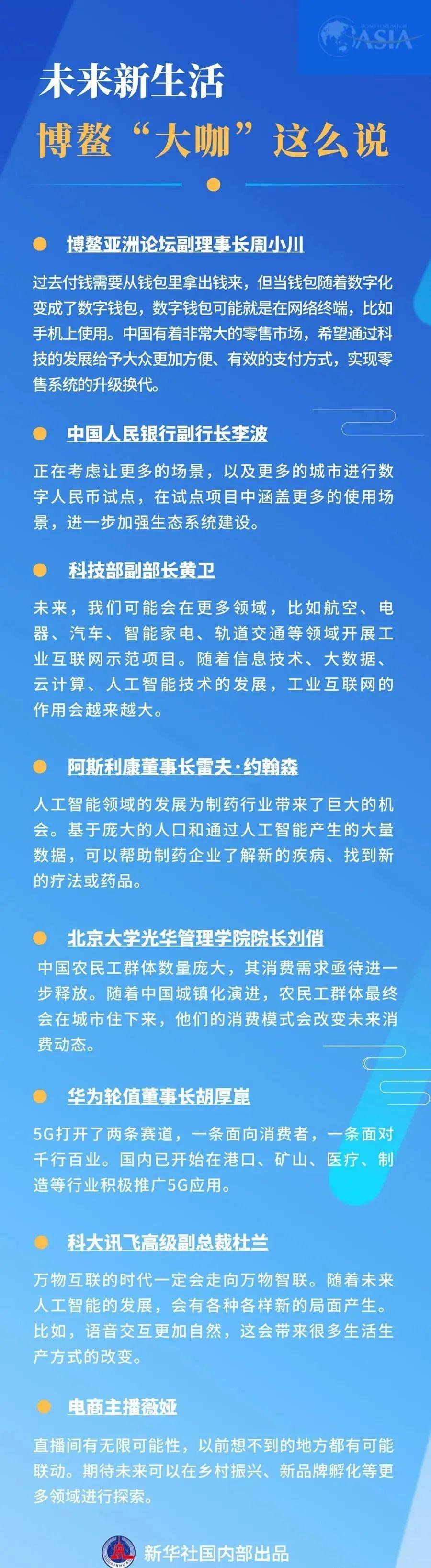 数字经济丨博鳌论坛热议数字经济,人工智能依然是2021最大风口