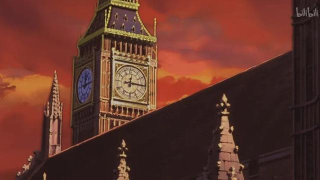 《贝克街的亡灵》电影截图