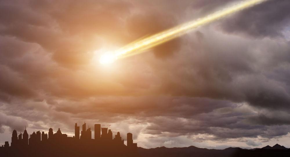 外媒:一颗陨石在古巴东部坠落 随后发生爆炸