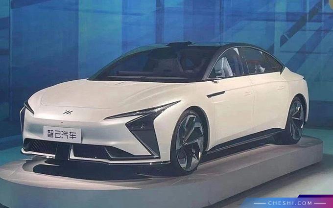 新能源车群雄并起谁是Model Y 真正的对手——2021十大最值得期待新能源车盘点-图19