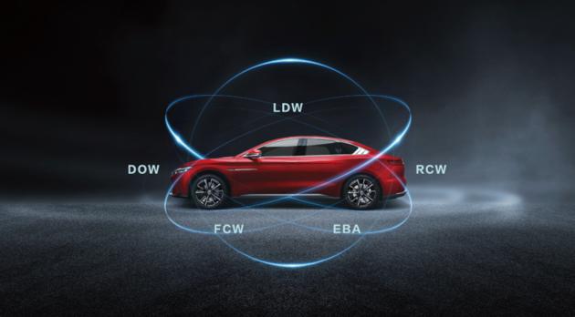 新能源汽车激战正酣 汉大幅领先新势力