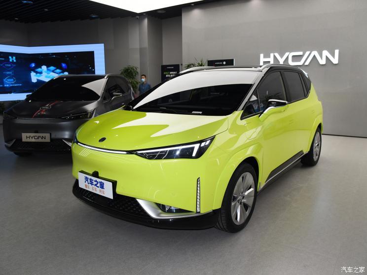 合创汽车 合创Z03 2021款 试装版