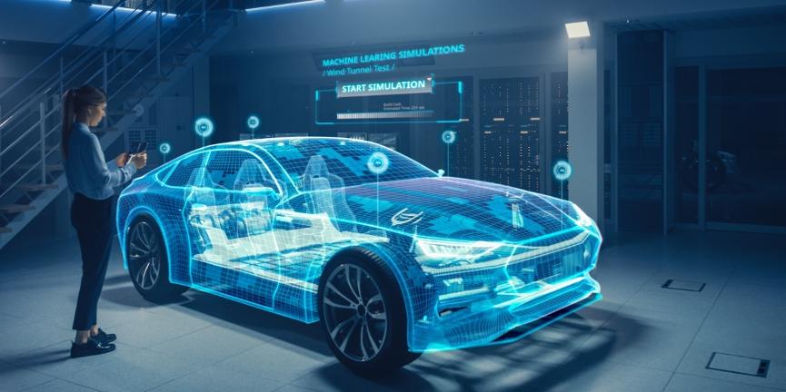 世界人工智能大会犹如车展 头部企业纷纷跨界汽车