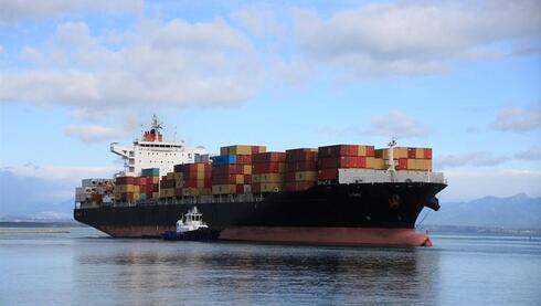 △以色列集装箱货船LORI (图片来自网络)