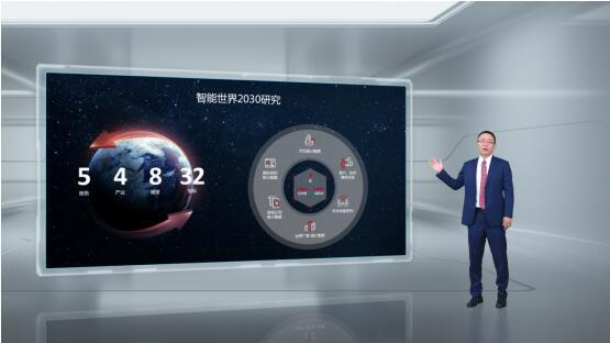华为发布《智能世界2030》报告:多维探索未来十年趋势