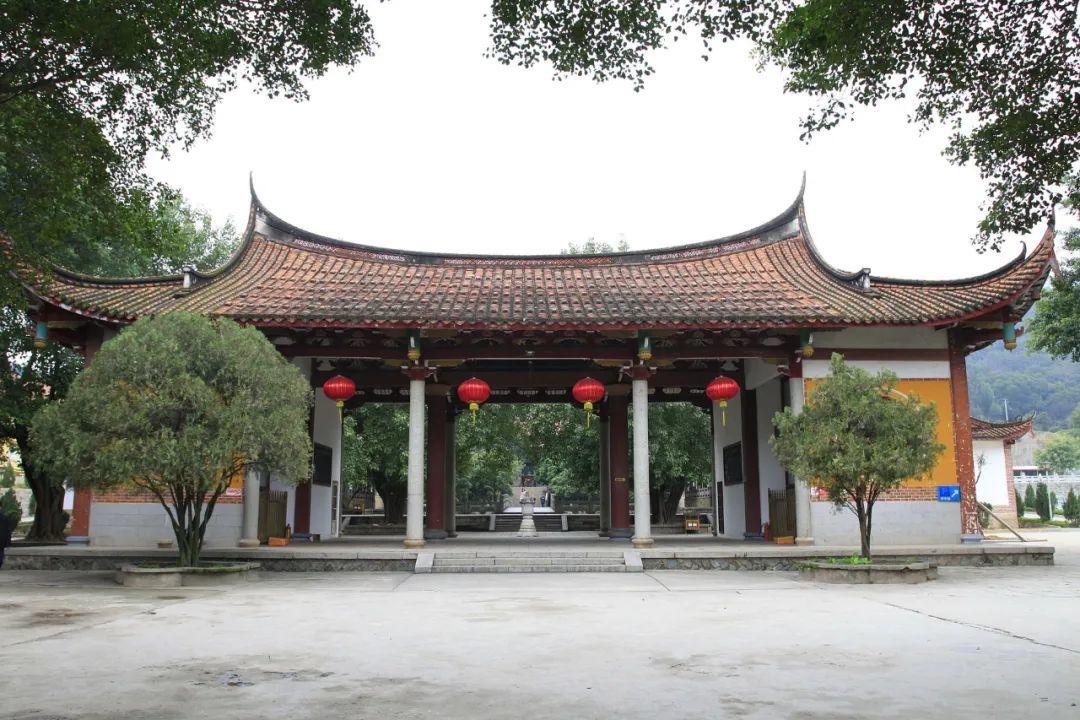 ▲广化寺天王殿 图/Fanglongzong