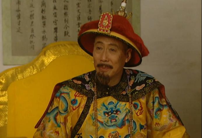 《雍正王朝》康熙