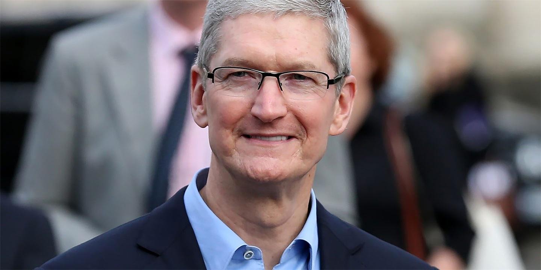 """苹果CEO蒂姆·库克明天将宣布""""重大消息"""""""