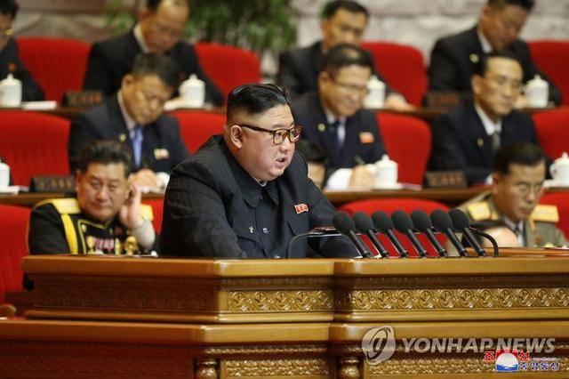 金正恩黨代會罕見重審朝韓關系,悄悄過了自己37歲生日