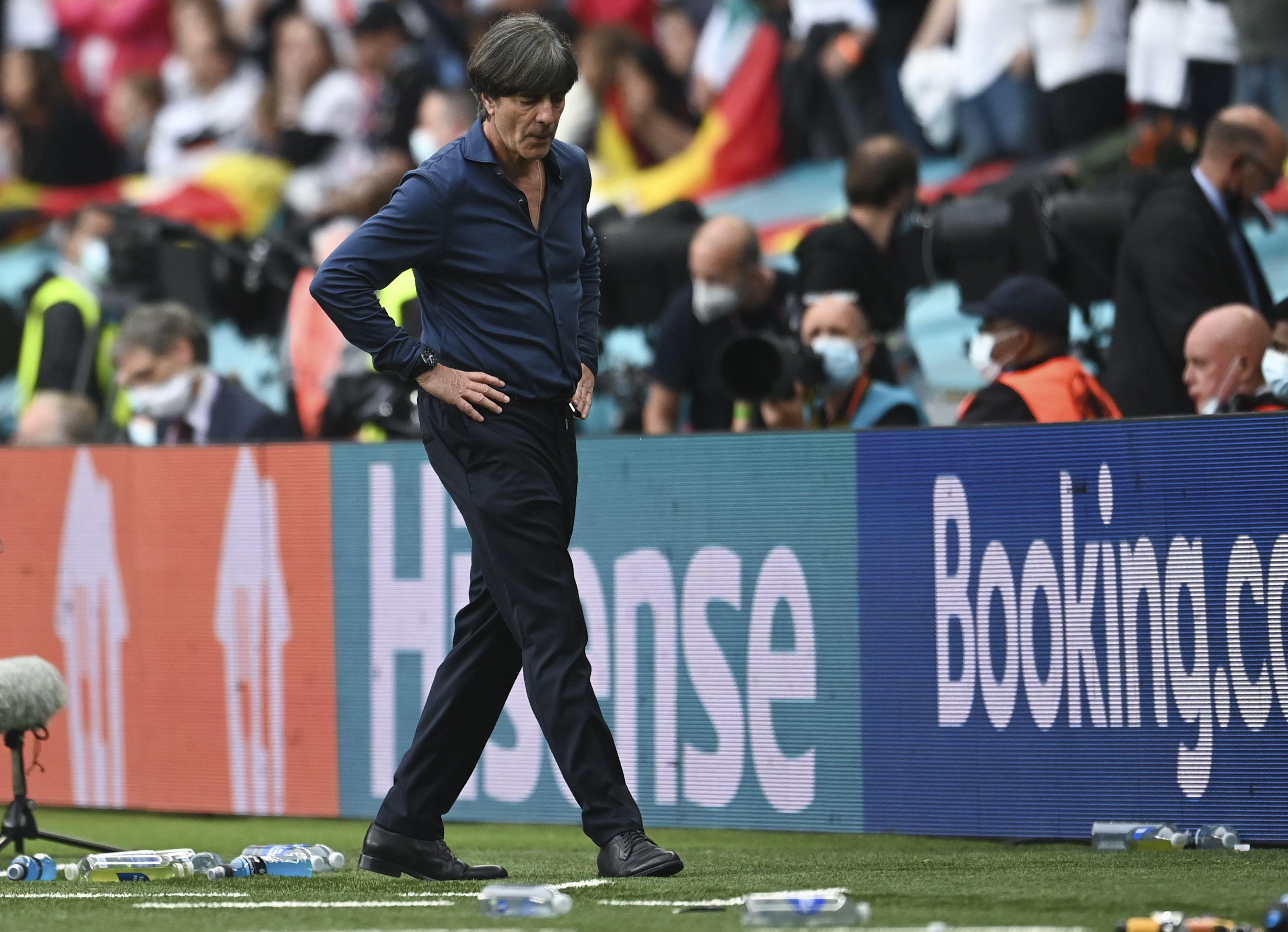 勒夫将卸任德国队主教练。图/IC PHOTO