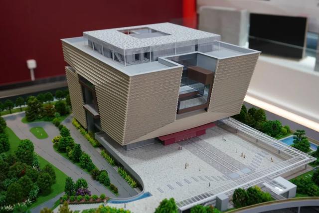 林鄭稱,香港故宮文化博物館的建成,促進香港發展中外文化藝術交流。中新社