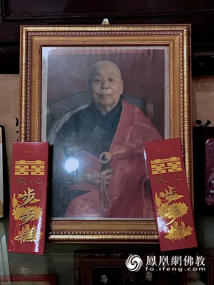 妙性师太尊容(图片来源:凤凰网佛教)