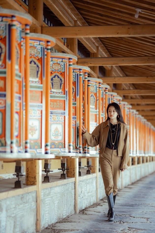 """全新锐界PLUS探寻中国的""""多洛米蒂山""""秘境:扎尕那"""