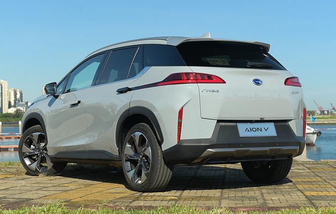 广汽埃安V将推新车型 8分钟充电80 最快9月投产-图3