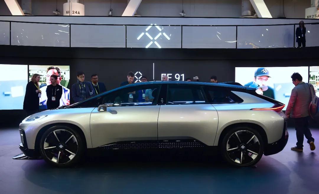 """比FF91便宜100多万,贾跃亭想造的车,被老搭档""""抄作业""""?"""