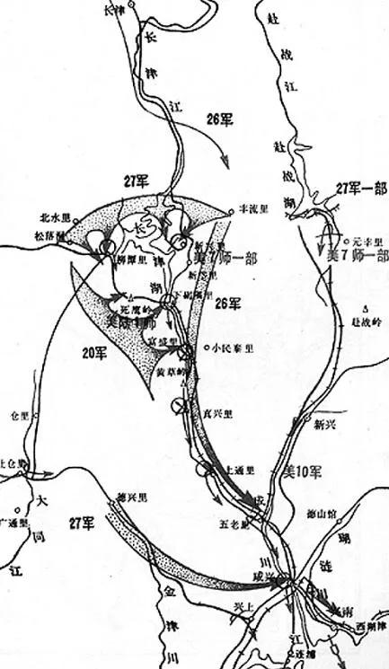 上图_ 长津湖战役