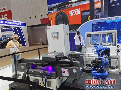 人工智能赋能 中国智造已然腾飞
