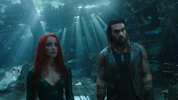 """""""海后""""艾梅柏证实:《海王2》将开拍,冒险之旅又将展开"""