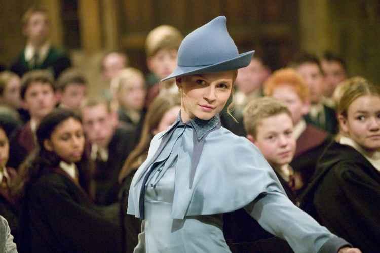 芙蓉在原著里是美貌的代表/《哈利·波特与火焰杯》电影截图