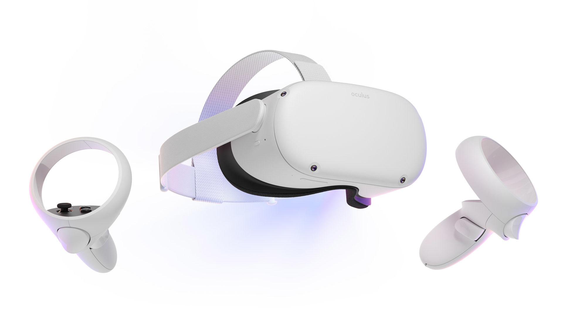 Oculus Quest 2|Facebook