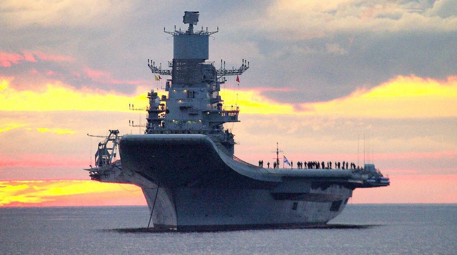 """印度海军""""维克拉玛蒂亚""""号航母"""