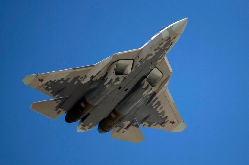 俄媒:俄军苏-57战机将接收新型高超声速导弹,这将是俄空天军装备的第二种空射高超声速导弹