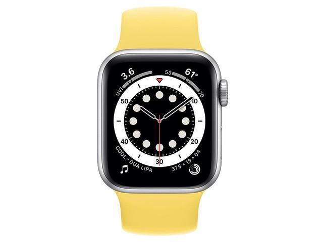 今日Apple开启换购活动:只需96元Watch Series 6就可带回家