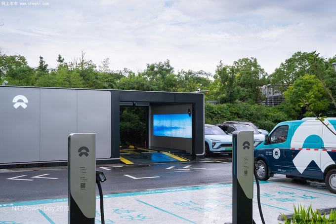 蔚来全场景能源服务三周年终极目标让充换电像进加油站一样简单-图8