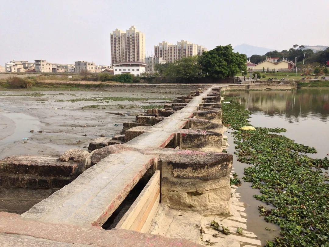 ▲木兰陂,始建于北宋治平元年,是著名的古代大型水利工程,全国五大古陂之一,至今仍保存完整并发挥其水利效用。图/Fanglongzong