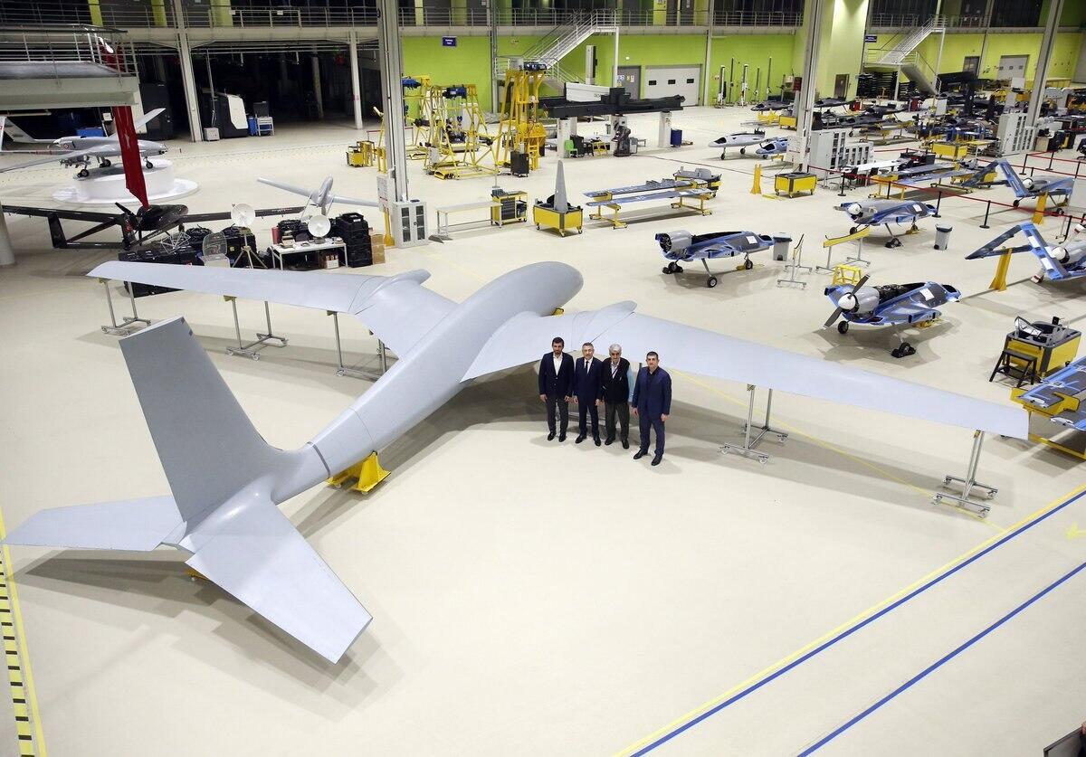 土耳其着手研发新型战斗无人机 将由人工智能驾驶