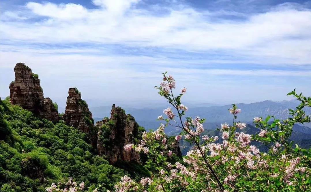 白石山景区