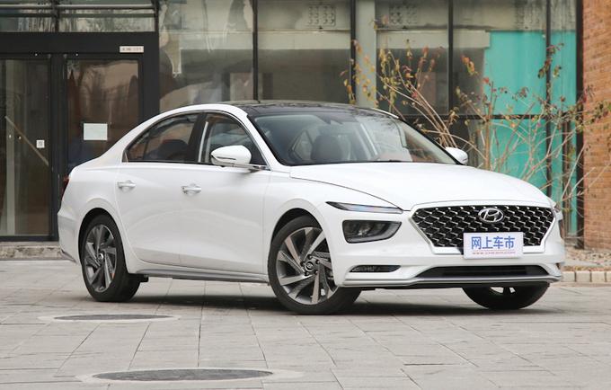 2021年多款重磅韩系新车上市全新名图4月就能买-图1