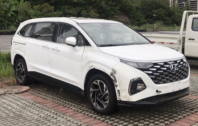 2021年多款重磅韩系新车上市全新名图4月就能买-图8
