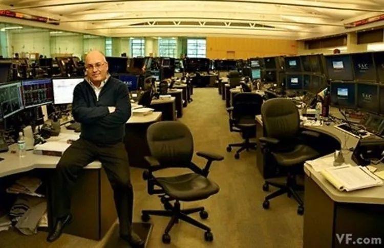 Cohen在SAC的办公室,2011年