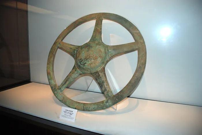 青铜太阳形器