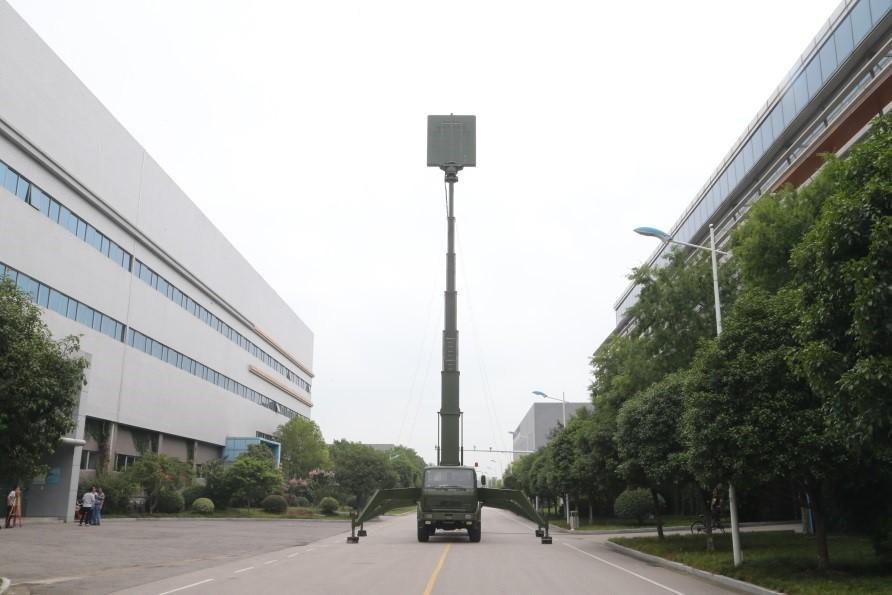 YLC-12雷达。