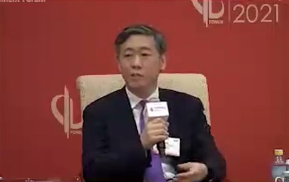 李稻葵:中國已成為維繫全球化領導者,企業家要迎接新時代_鳳凰網